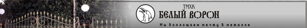 Ковка в Твери. Мастерская БЕЛЫЙ ВОРОН предлагает кованые изделия: решётки, лестницы, балконы, заборы и многое другое.